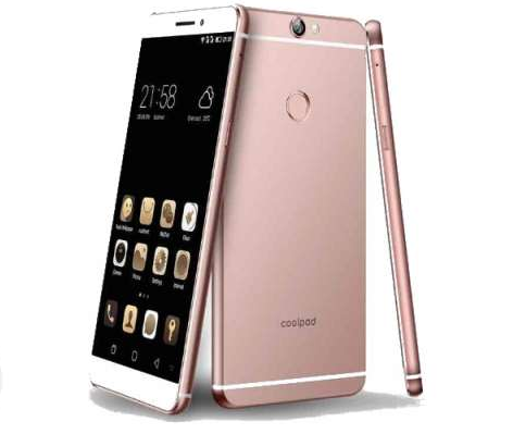 coolpad max gold