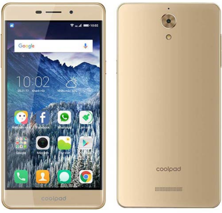 coolpad roar 3 gold