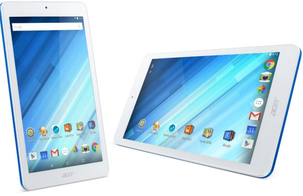 Acer Iconia One 8 B1-850 white