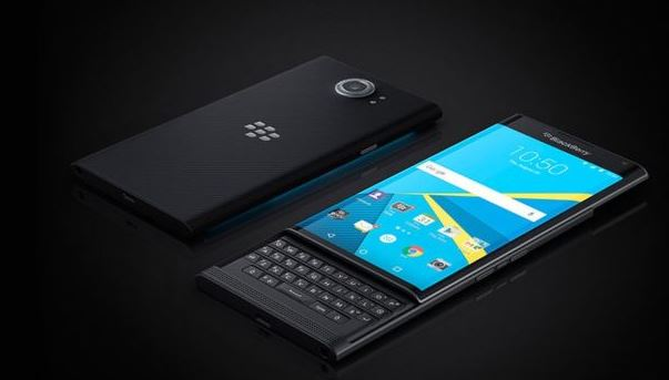 Blackberry Priv Smartphone Android dari Blackberry
