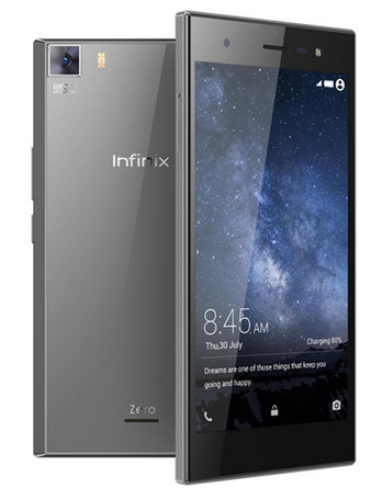 Harga Infinix Zero 3, Hp Android Helio X10 RAM 3GB Terbaru April 2018